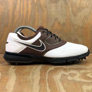 Nike Heritage Leather Waterproof Golf Shoes